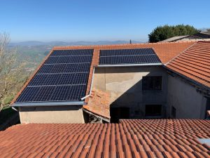 Une installation Monts Énergies